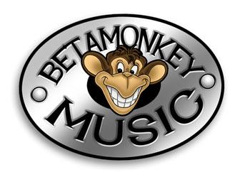 Beta Monkey Logo Crest