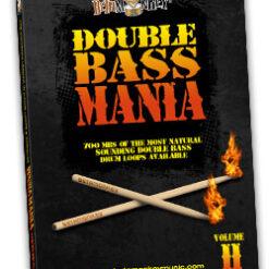 Double Bass Mania II Heavy Metal Product Image