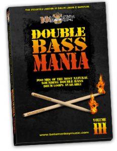 Metal drum track - Double Bass Mania III
