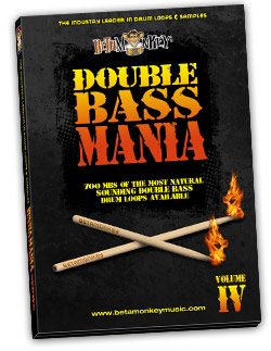Double Bass Mania IV Groove Metal Product Image