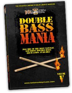 Doom, stoner, sludge metal drums - Double Bass Mania V