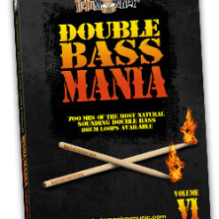 Double Bass Mania VI: Triplets of Doom Metal