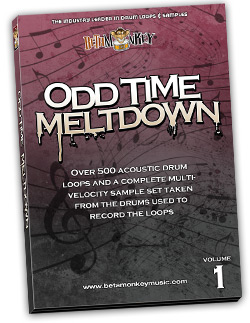 Odd Time Meltdown I Product Image