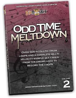 Odd Time Meltdown II Product Image