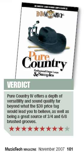 Beta Monkey Pure Country IV Review 2007
