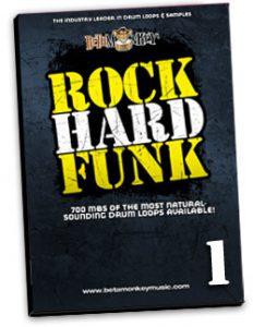 Funk Drum Loops - Rock Hard Funk I
