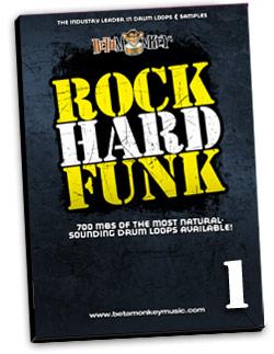Rock Hard Funk I Product Image