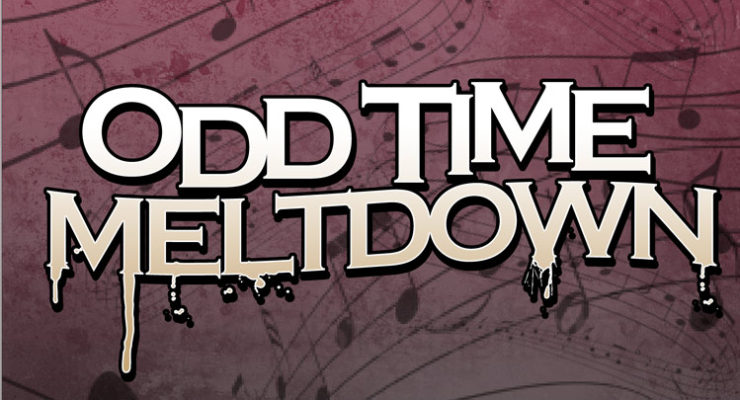 Odd Time Drum Loops: The Odd Time Meltdown Series