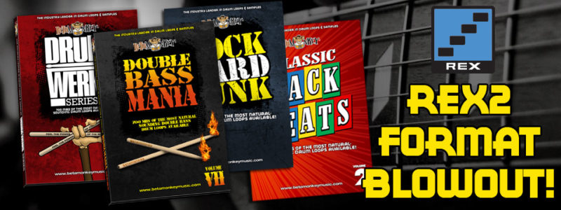 All available drum loops to download