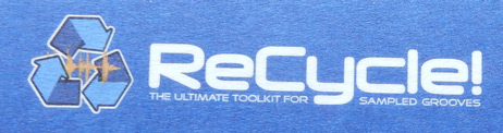 Recycle for REX2 drum loops