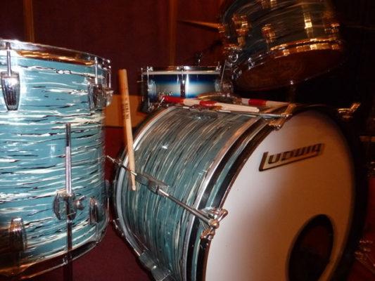 Seamless drum loop transtions