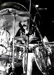 Picture of John Bonham 1975