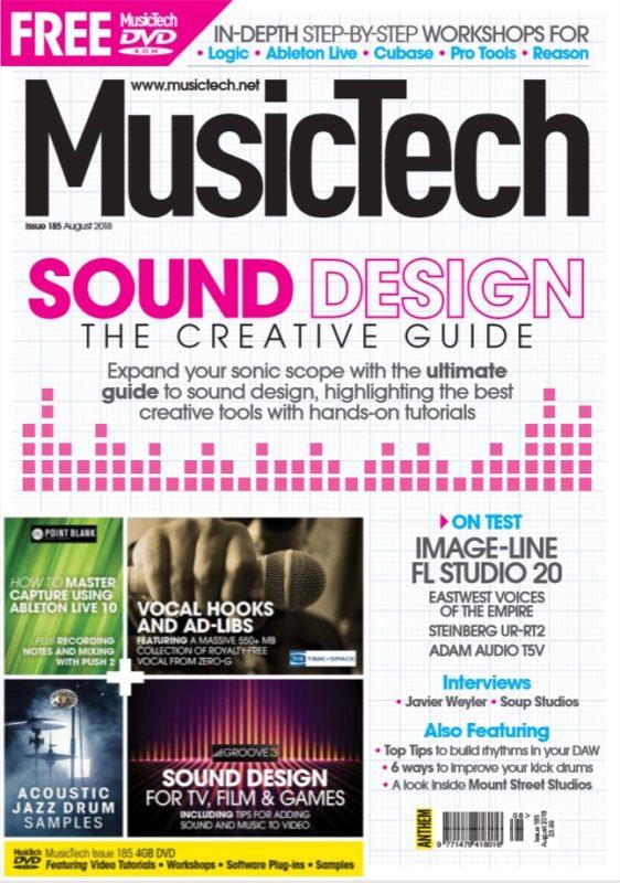 MTM Magazine August 2018